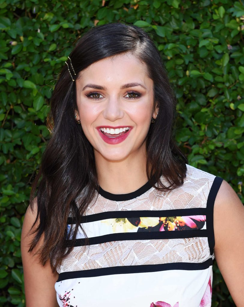 Nina Dobrev at the Rape Foundation Annual Brunch at a Private Residence in Beverly Hills-4