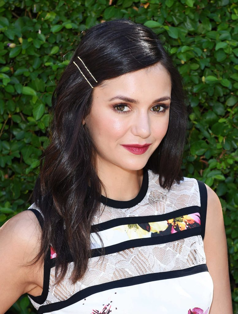 Nina Dobrev at the Rape Foundation Annual Brunch at a Private Residence in Beverly Hills-5