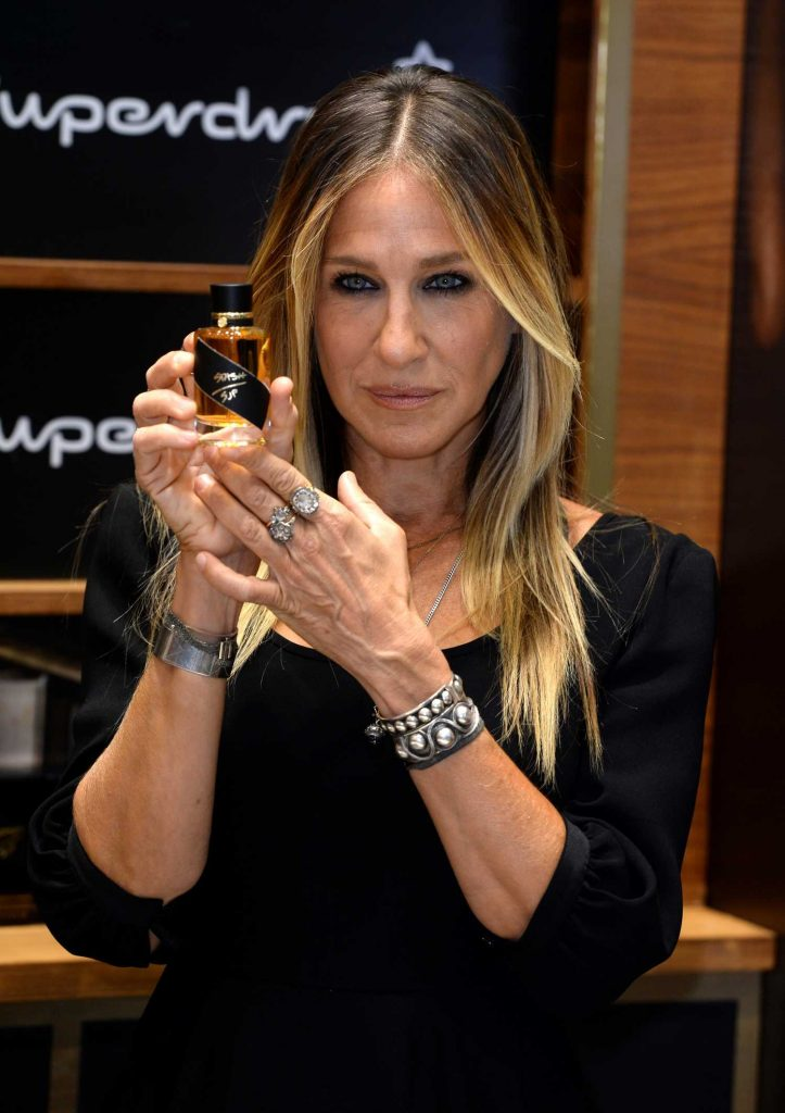 Sarah Jessica Parker Launches Her New Fragrance Stash in London-1