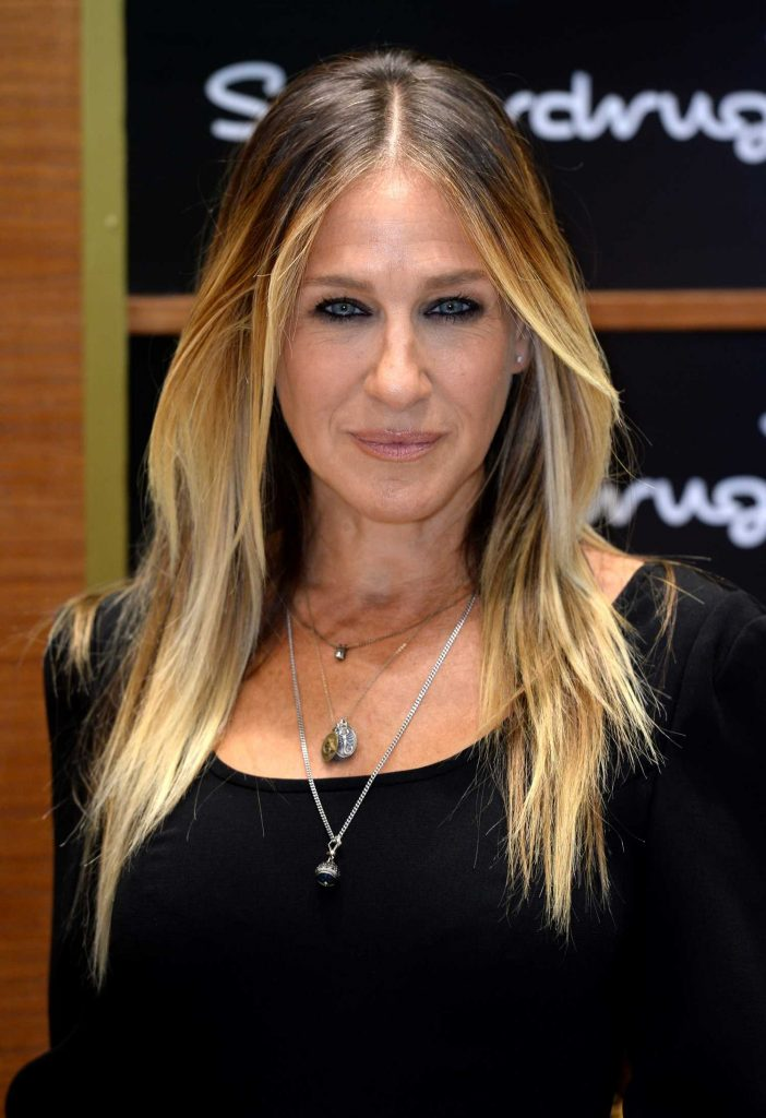 Sarah Jessica Parker Launches Her New Fragrance Stash in London-2