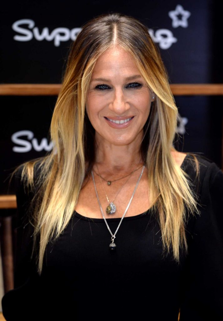 Sarah Jessica Parker Launches Her New Fragrance Stash in London-3