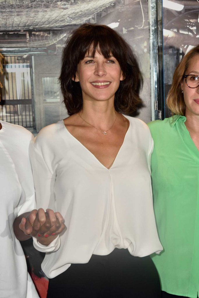 Sophie Marceau at the Jailbirds Premiere in Paris-2