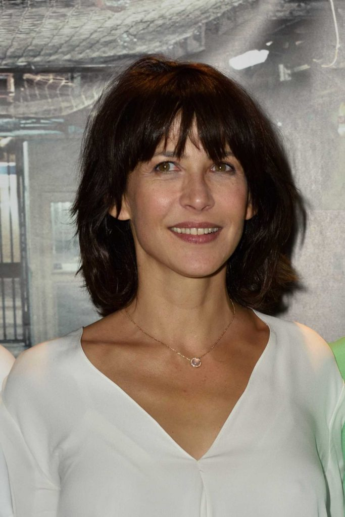 Sophie Marceau at the Jailbirds Premiere in Paris-3