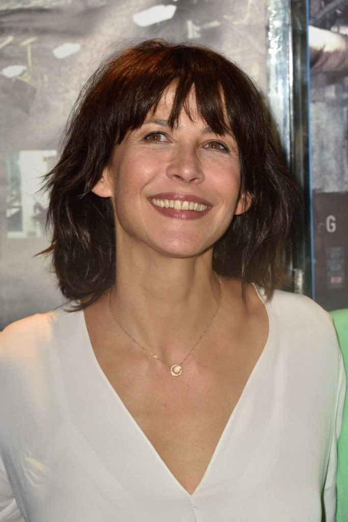 Sophie Marceau at the Jailbirds Premiere in Paris-4
