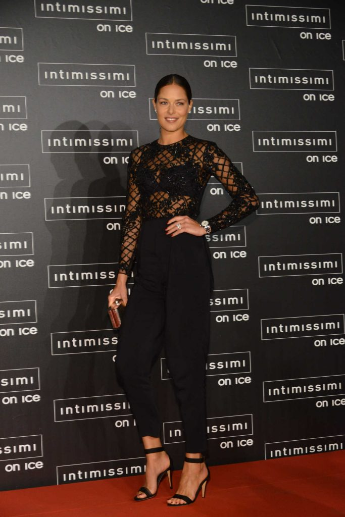 Ana Ivanovic Attends Intimissimi On Ice at Arena in Verona-1