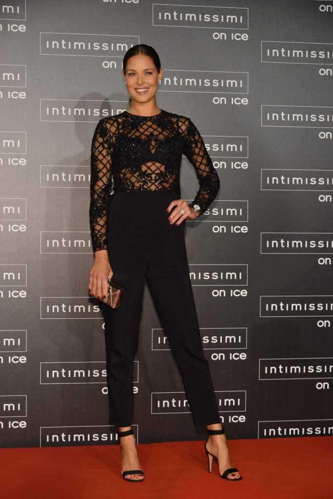 Ana Ivanovic Attends Intimissimi On Ice at Arena in Verona-2