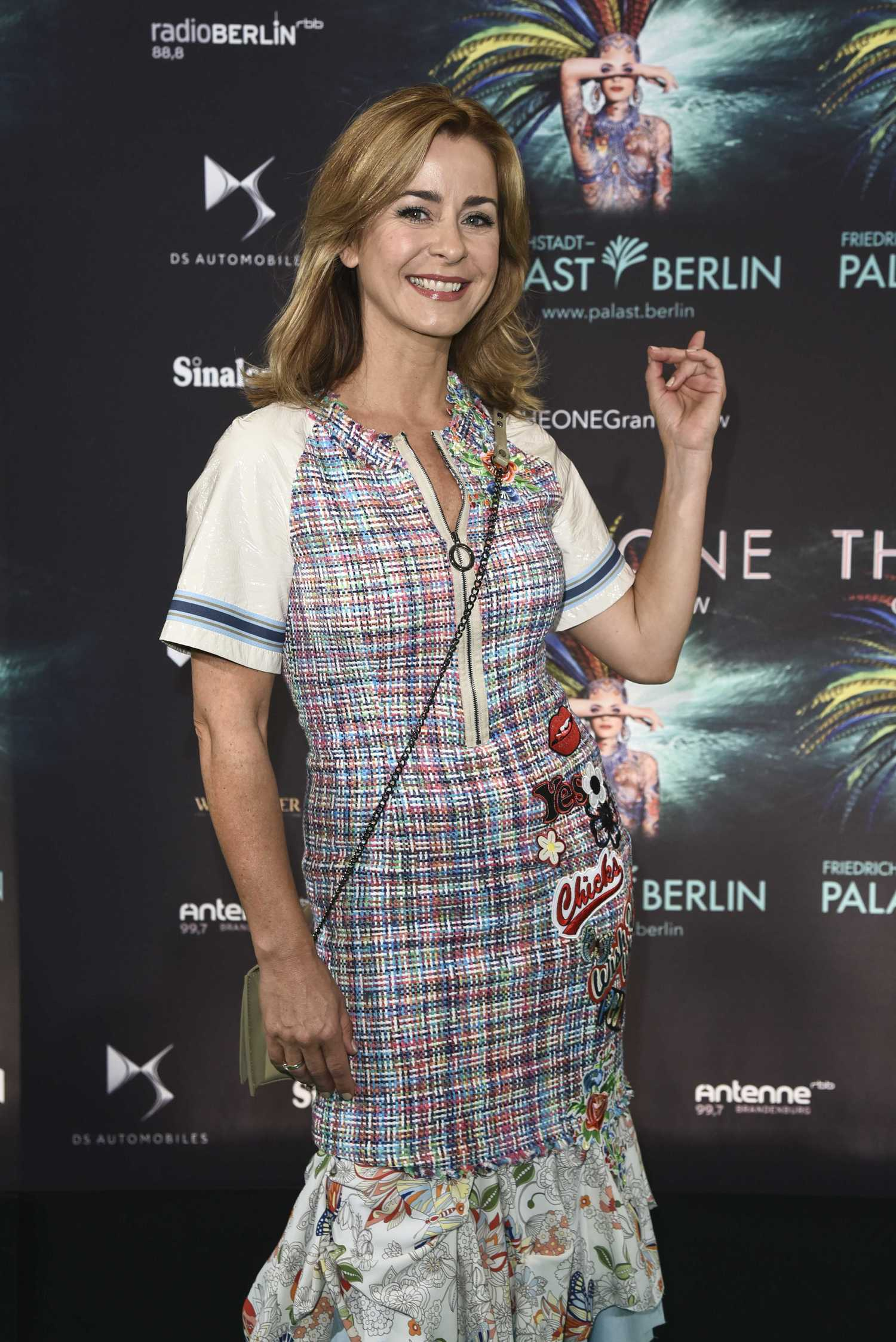 Bettina cramer at the one grand show premiere in berlin Cramer berlin