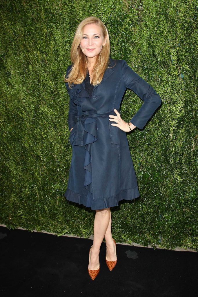 Jennifer Westfeldt at the Tribeca Chanel Women's Filmmaker Program Luncheon in New York-1