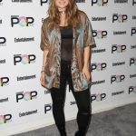 Joanna Jojo Levesque at Entertainment Weekly PopFest in Los Angeles