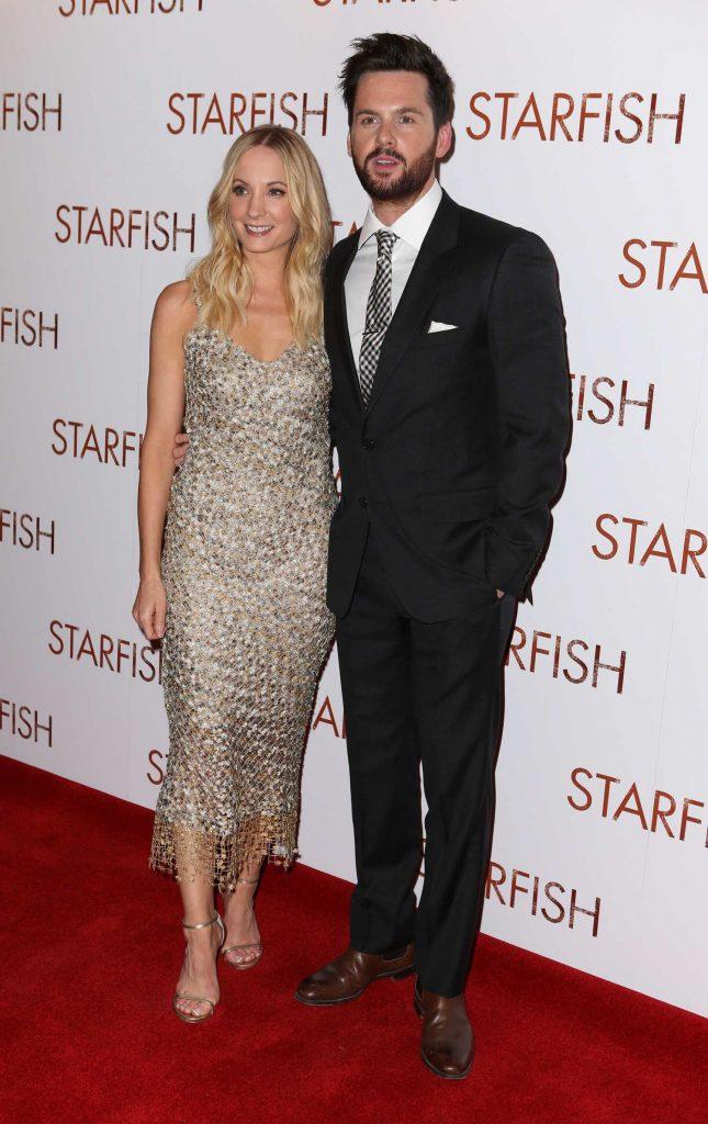 Joanne Froggatt at the Starfish Premiere in London-5