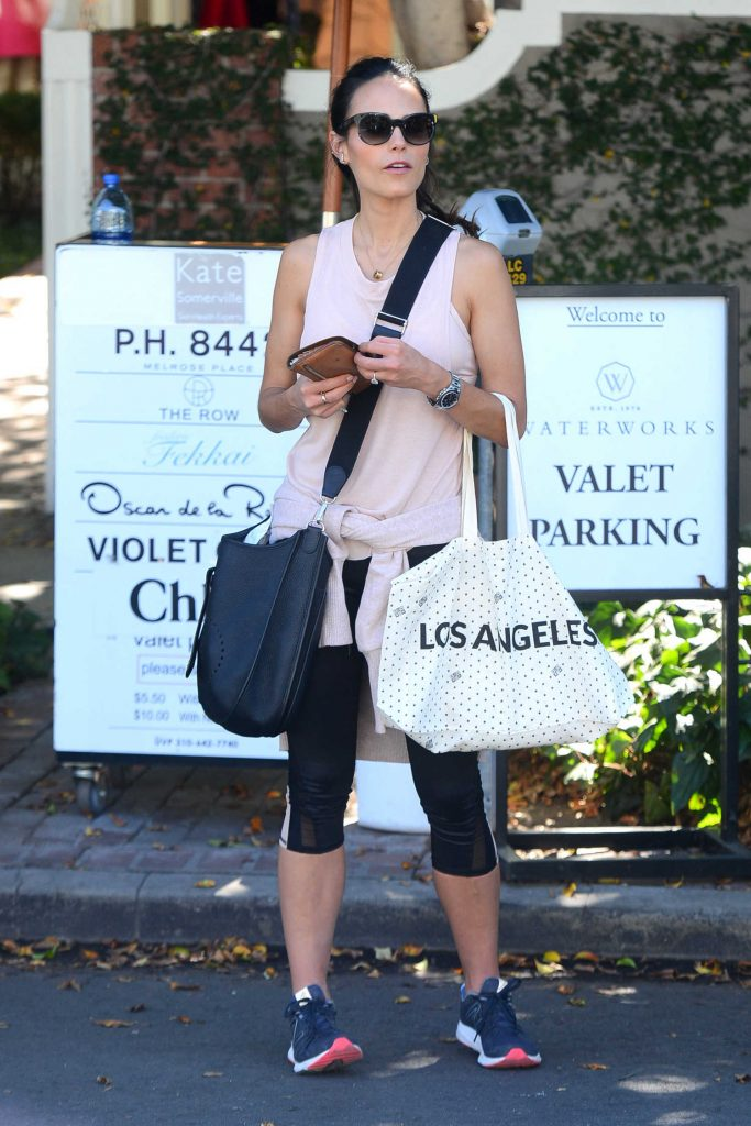 Jordana Brewster Out in Beverly Hills-3
