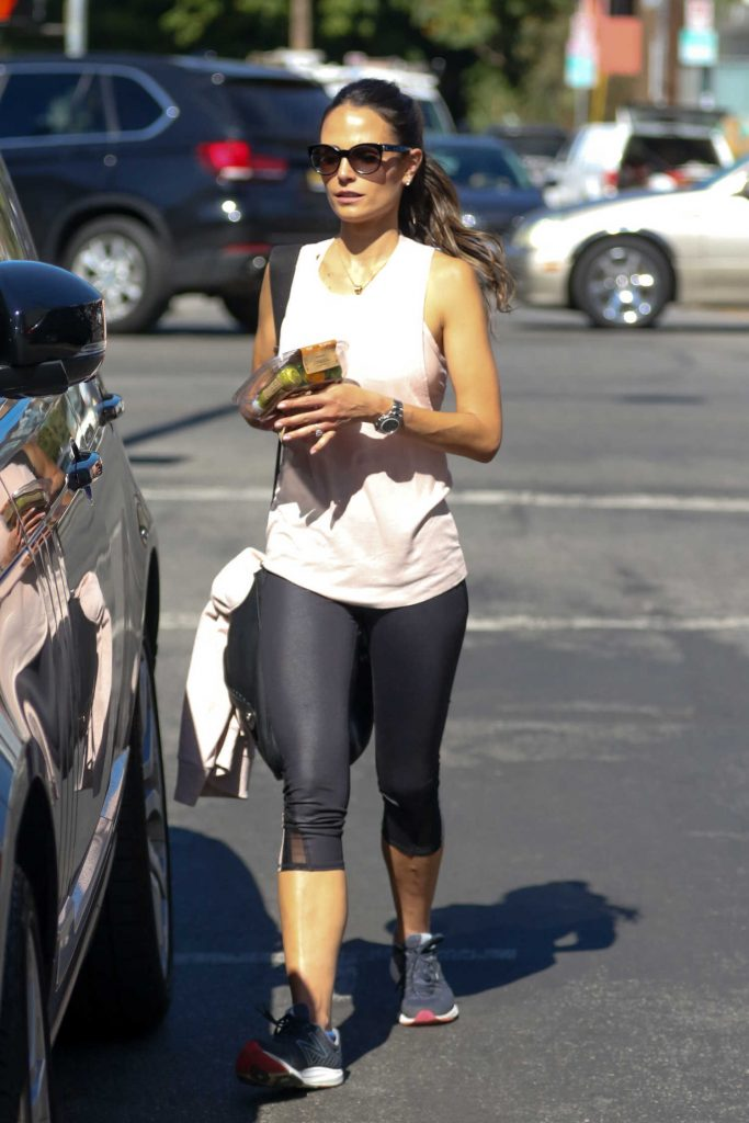 Jordana Brewster Out in Beverly Hills-4