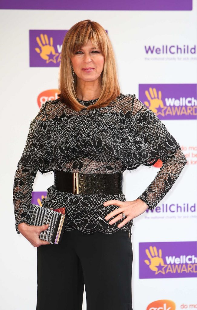 Kate Garraway at the WellChild Awards 2016 at the Dorchester in London 10/03/2016-2