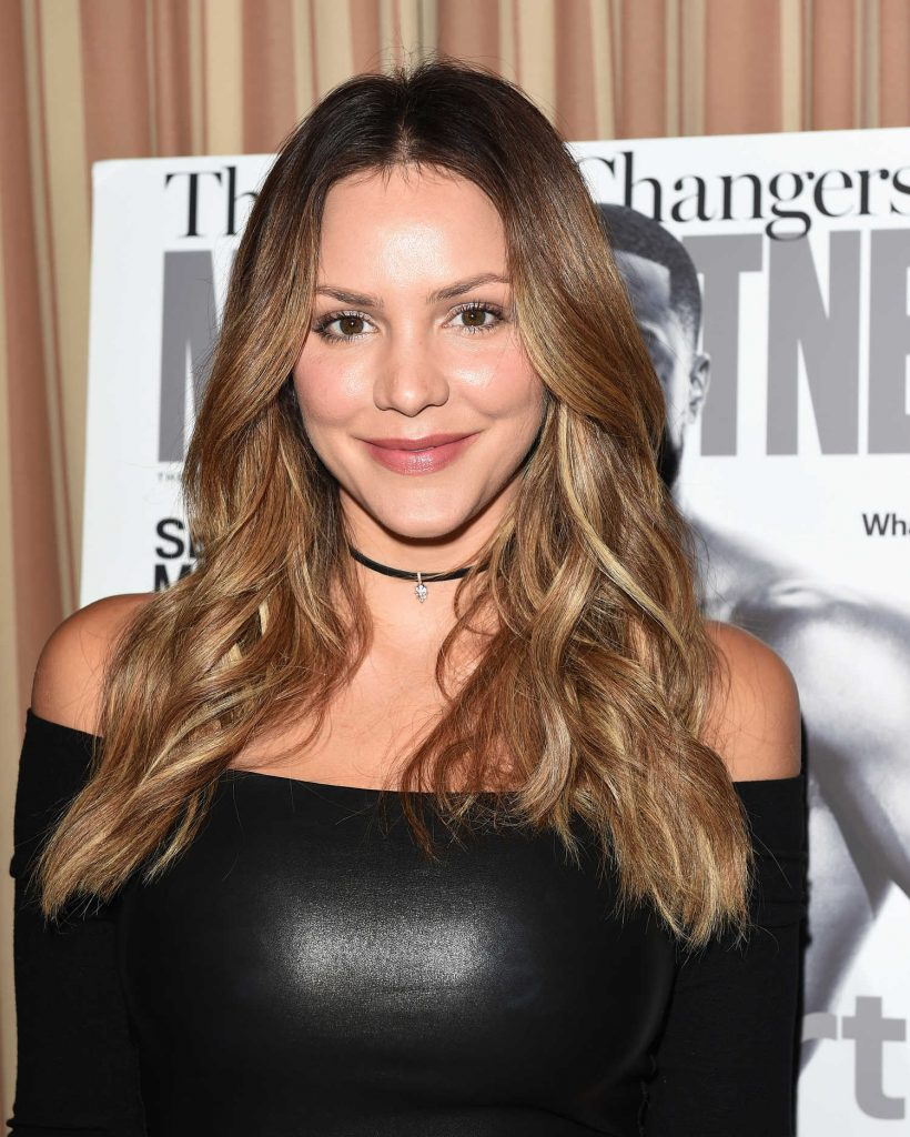 Katharine McPhee at the Men's Fitness Magazine Hosts Game Changers Celebration in Los Angeles-5