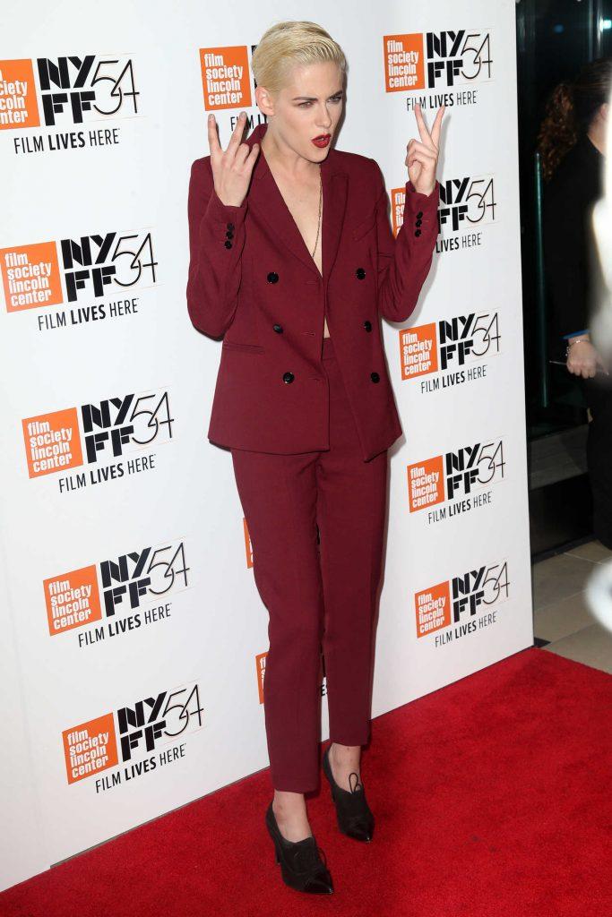 Kristen Stewart at the Certain Women Premiere During the 54th New York Film Festival-3