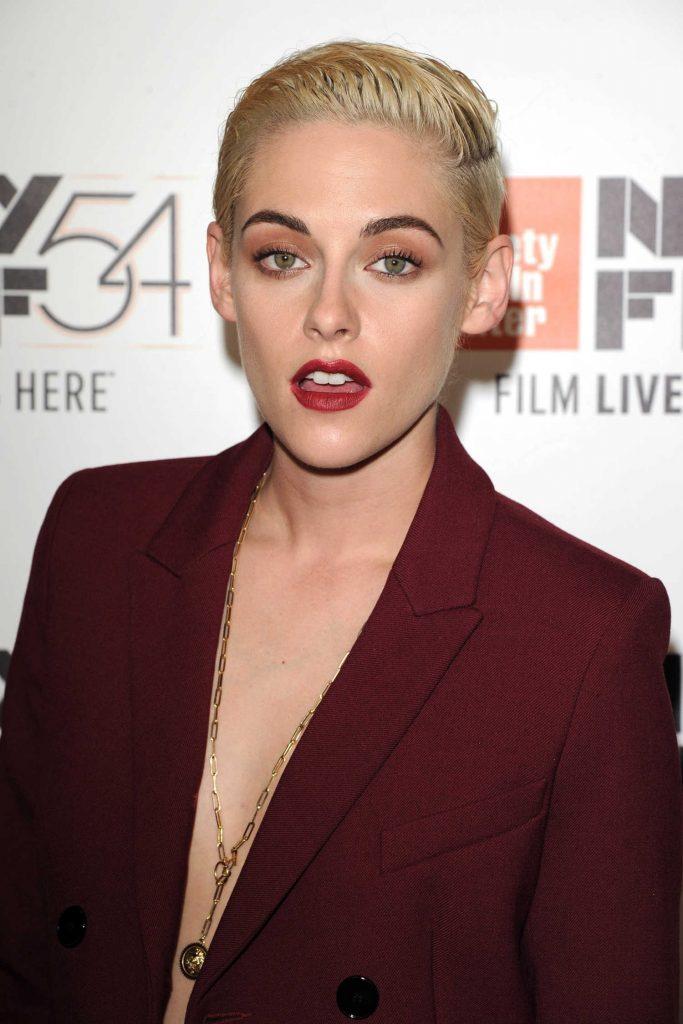 Kristen Stewart at the Certain Women Premiere During the 54th New York Film Festival-5