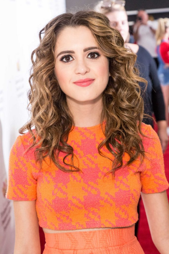 Laura Marano at the AIDS Foundation's A Time For Heroes in Los Angeles-5