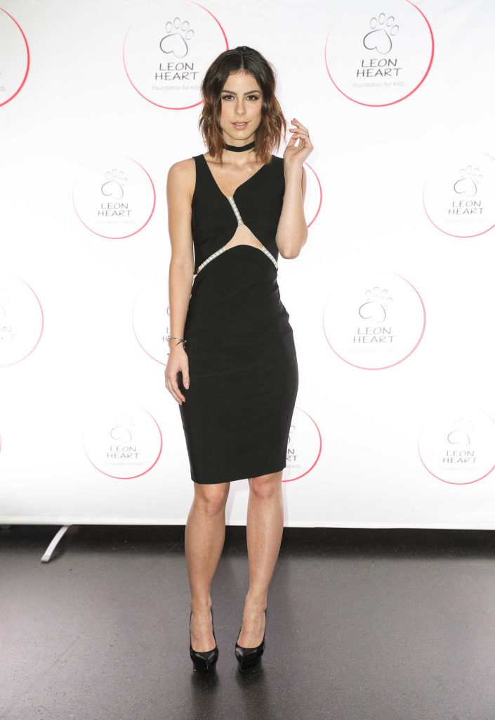 Lena Meyer-Landrut at the Leon Heart Foundation Charity Dinner in Berlin-1