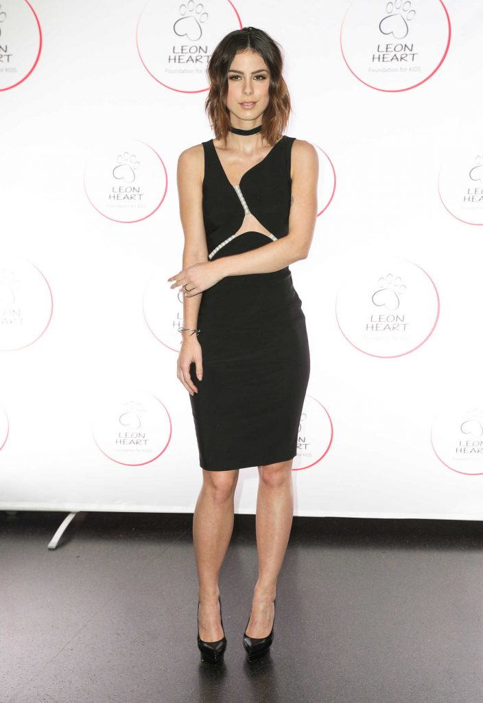 Lena Meyer-Landrut at the Leon Heart Foundation Charity Dinner in Berlin-2