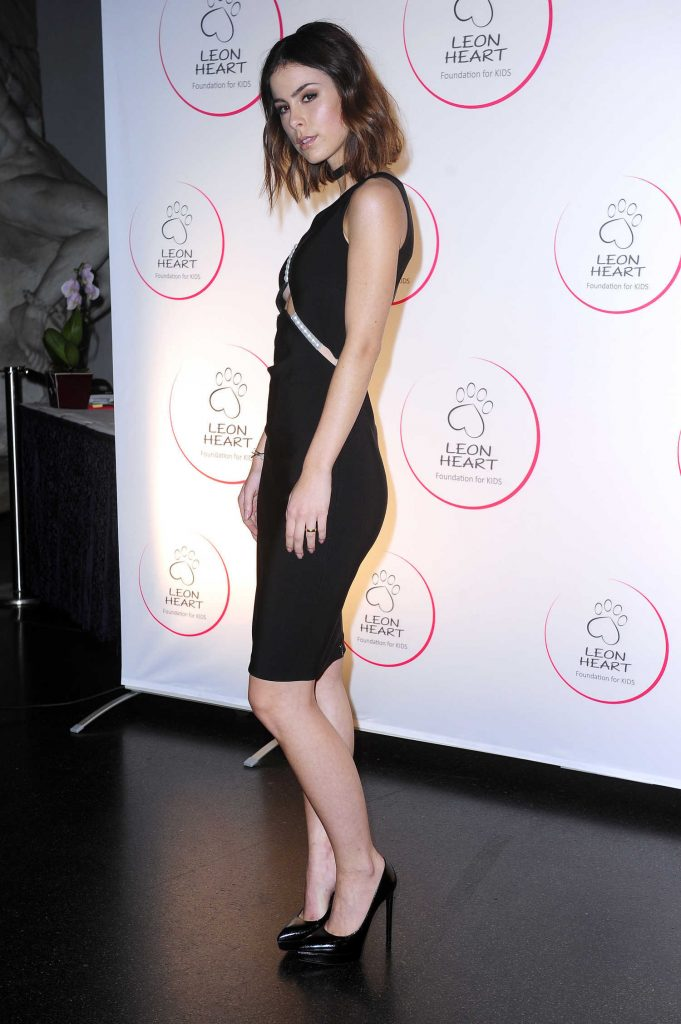 Lena Meyer-Landrut at the Leon Heart Foundation Charity Dinner in Berlin-3