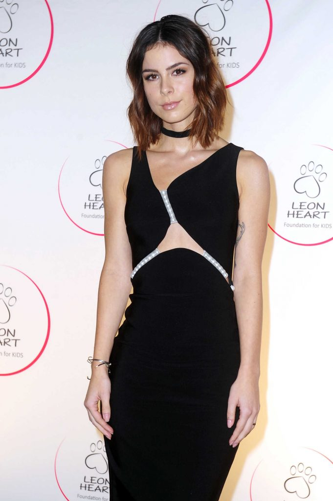 Lena Meyer-Landrut at the Leon Heart Foundation Charity Dinner in Berlin-4