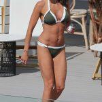 Melanie Sykes in Bikini in Ibiza