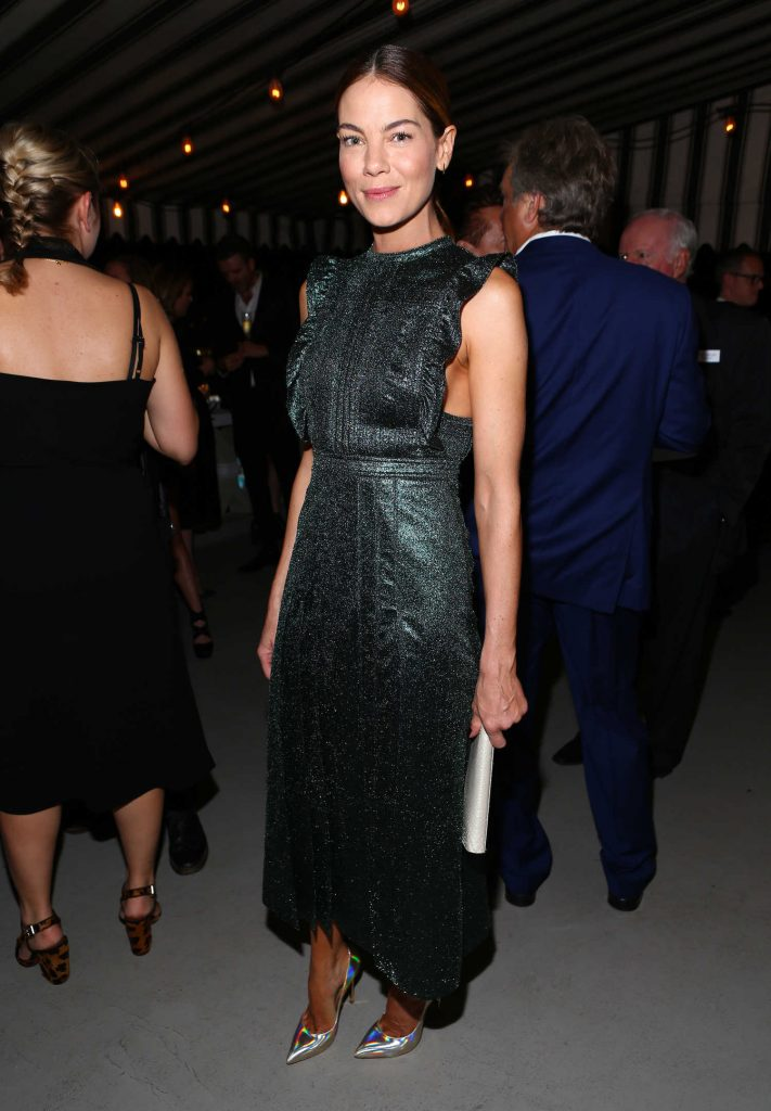 Michelle Monaghan at the Vanity Fair and Burberry Pre-Awards Celebration in Los Angeles-1