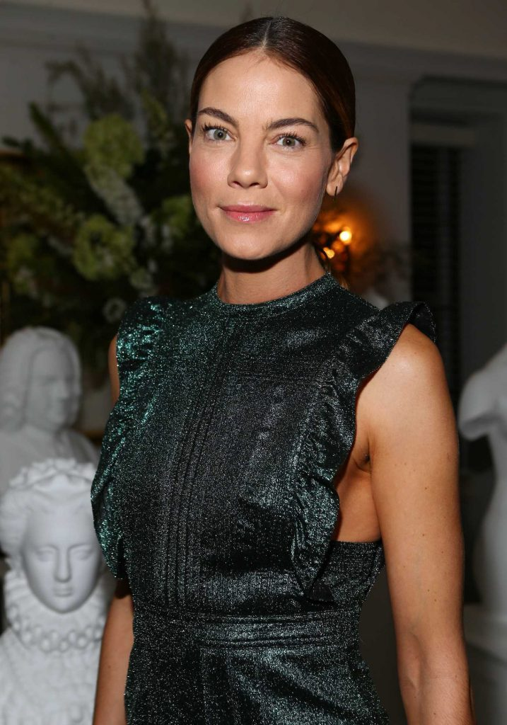 Michelle Monaghan at the Vanity Fair and Burberry Pre-Awards Celebration in Los Angeles-2