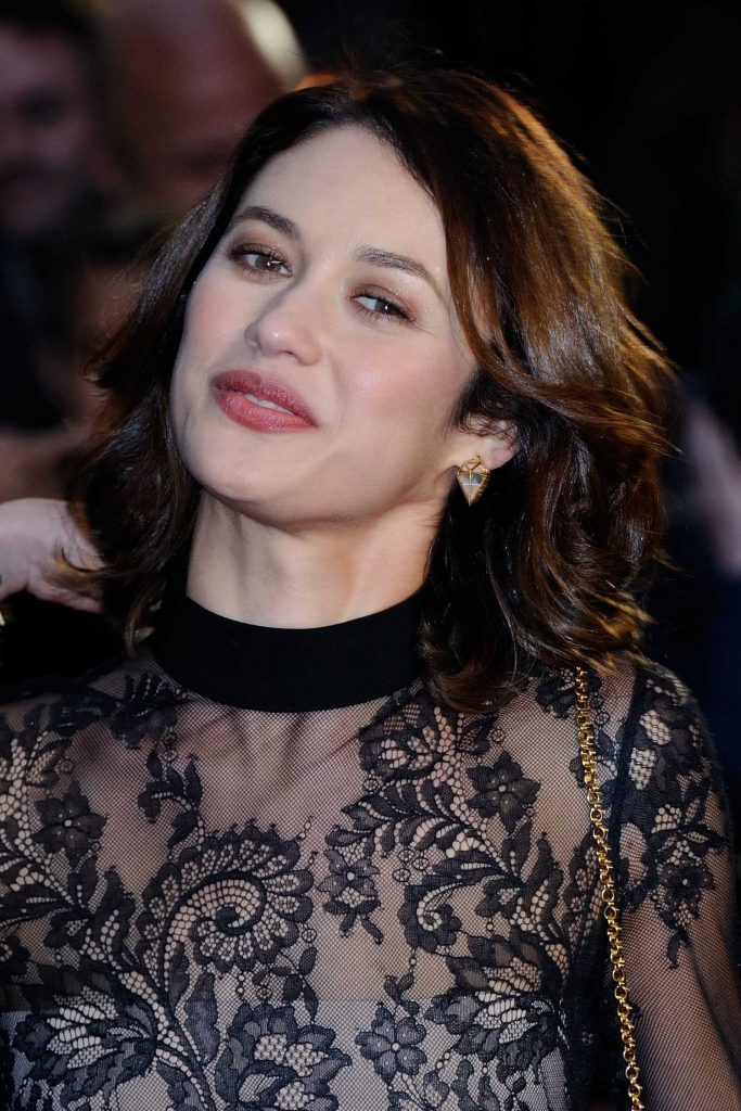 Olga Kurylenko at the Snowden Premiere During the London Film Festival-4