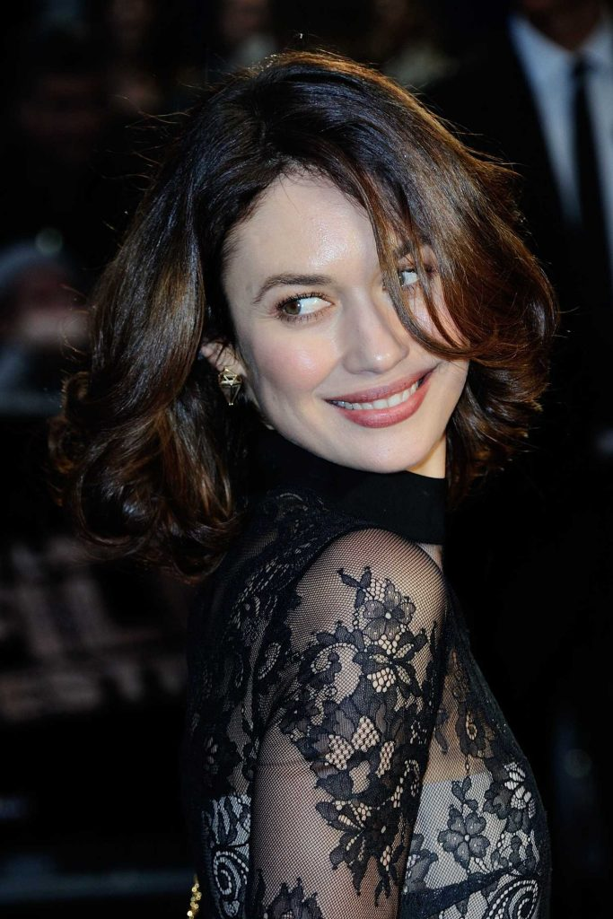 Olga Kurylenko at the Snowden Premiere During the London Film Festival-5