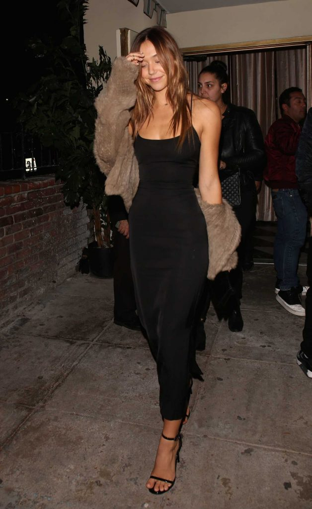 Alexis Ren Celebrates Her Birthday at Delilah in West Hollywood-3
