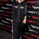 Ashley James at the SPORTFX Cosmetic and Sports Launch Party in London