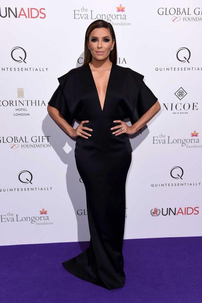 Eva Longoria at the Global Gift Gala in London-1
