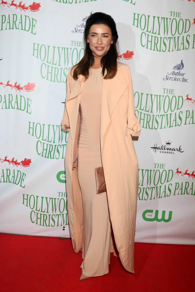 Jacqueline MacInnes Wood at the 85th Annual Hollywood Christmas Parade in Hollywood-1