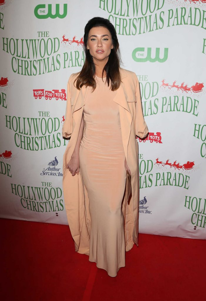 Jacqueline MacInnes Wood at the 85th Annual Hollywood Christmas Parade in Hollywood-2
