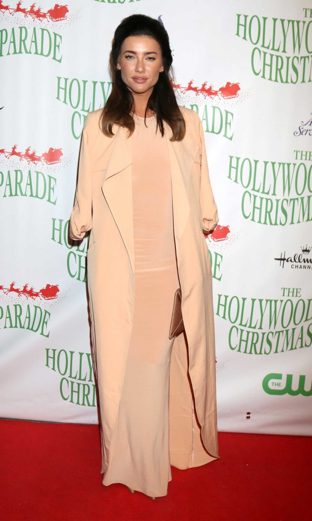 Jacqueline MacInnes Wood at the 85th Annual Hollywood Christmas Parade in Hollywood-3