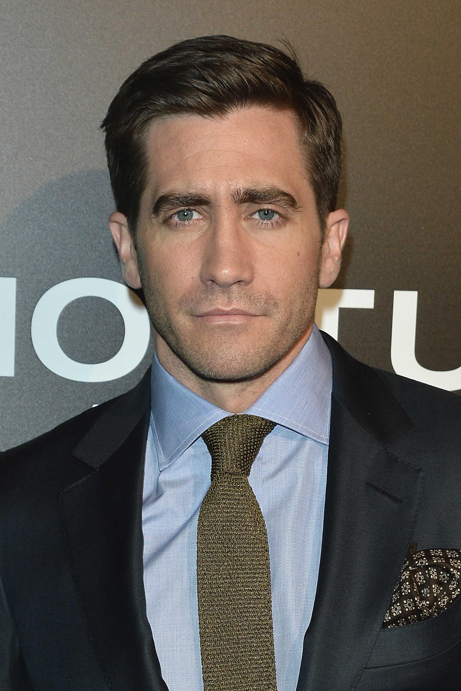 Jake Gyllenhaal at the Nocturnal Animals Screening in ... Jake Gyllenhaal