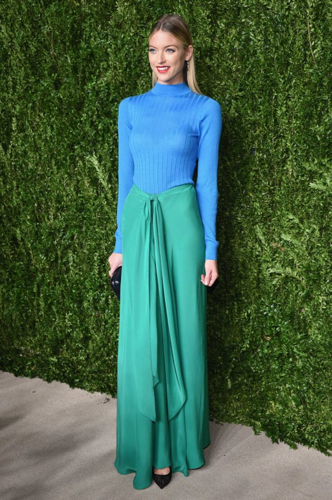 Martha Hunt at the 13th Annual CFDA/Vogue Fashion Fund Awards in New York City-2