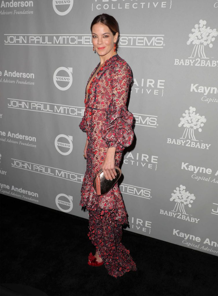 Michelle Monaghan at the Fifth Annual Baby2Baby Gala in Los Angeles-3