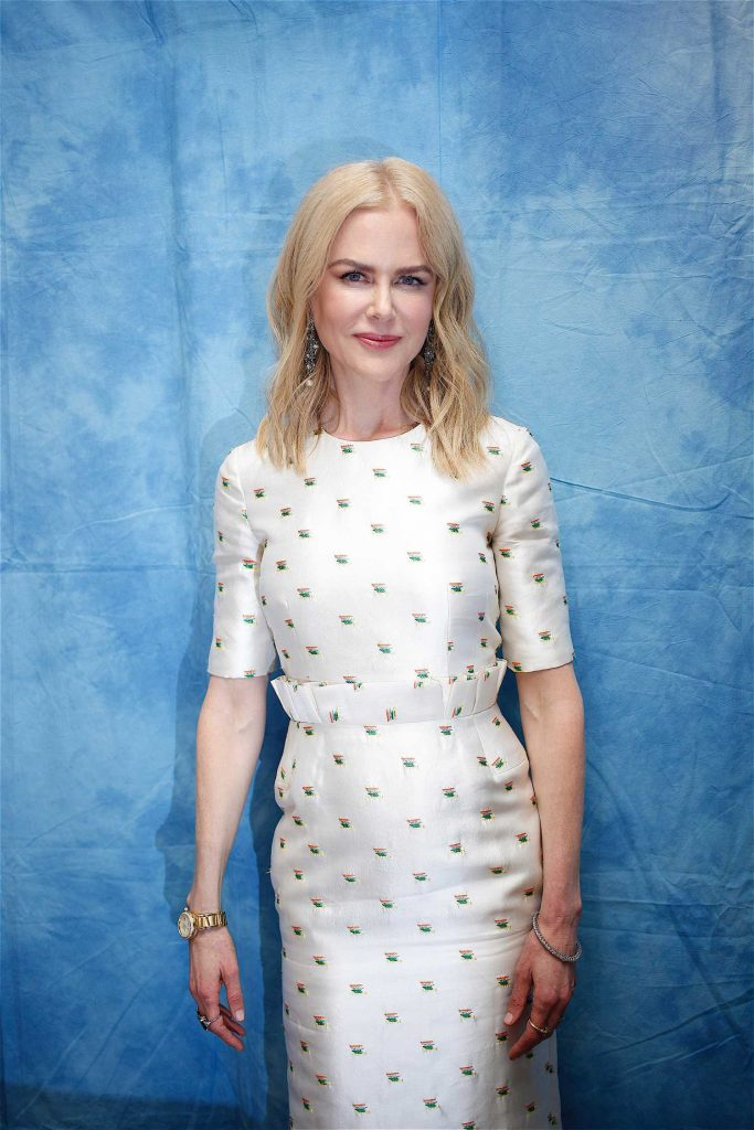Nicole Kidman at the Lion Press Conference in Beverly Hills-1