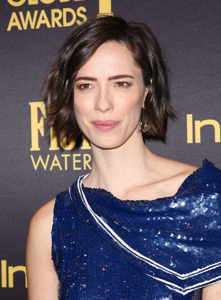 Rebecca Hall At The Hfpa And Instyles Celebration Of The