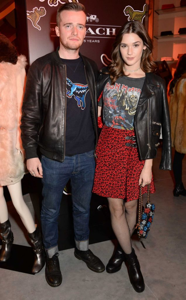 Sai Bennett at the Coach House Launch at Regent Street in London-3