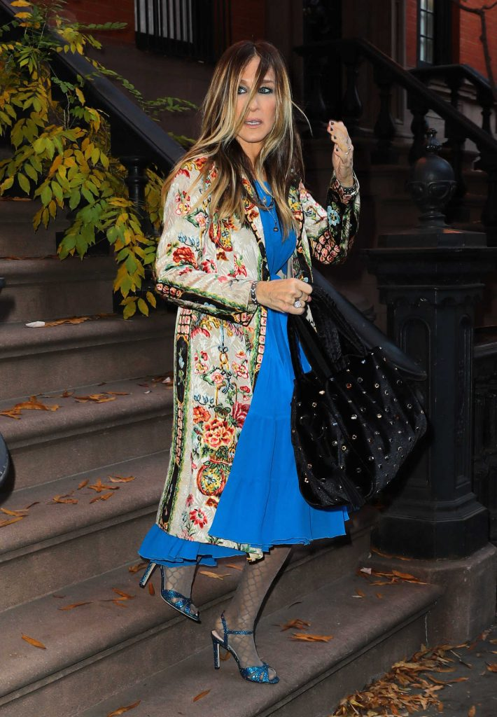 Sarah Jessica Parker Was Seen Out in New York City-2