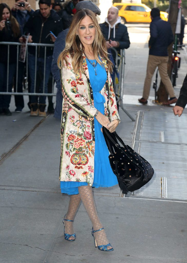 Sarah Jessica Parker Was Seen Out in New York City-4