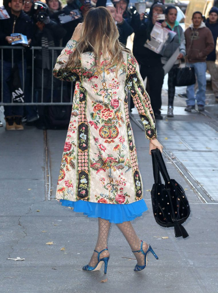 Sarah Jessica Parker Was Seen Out in New York City-5