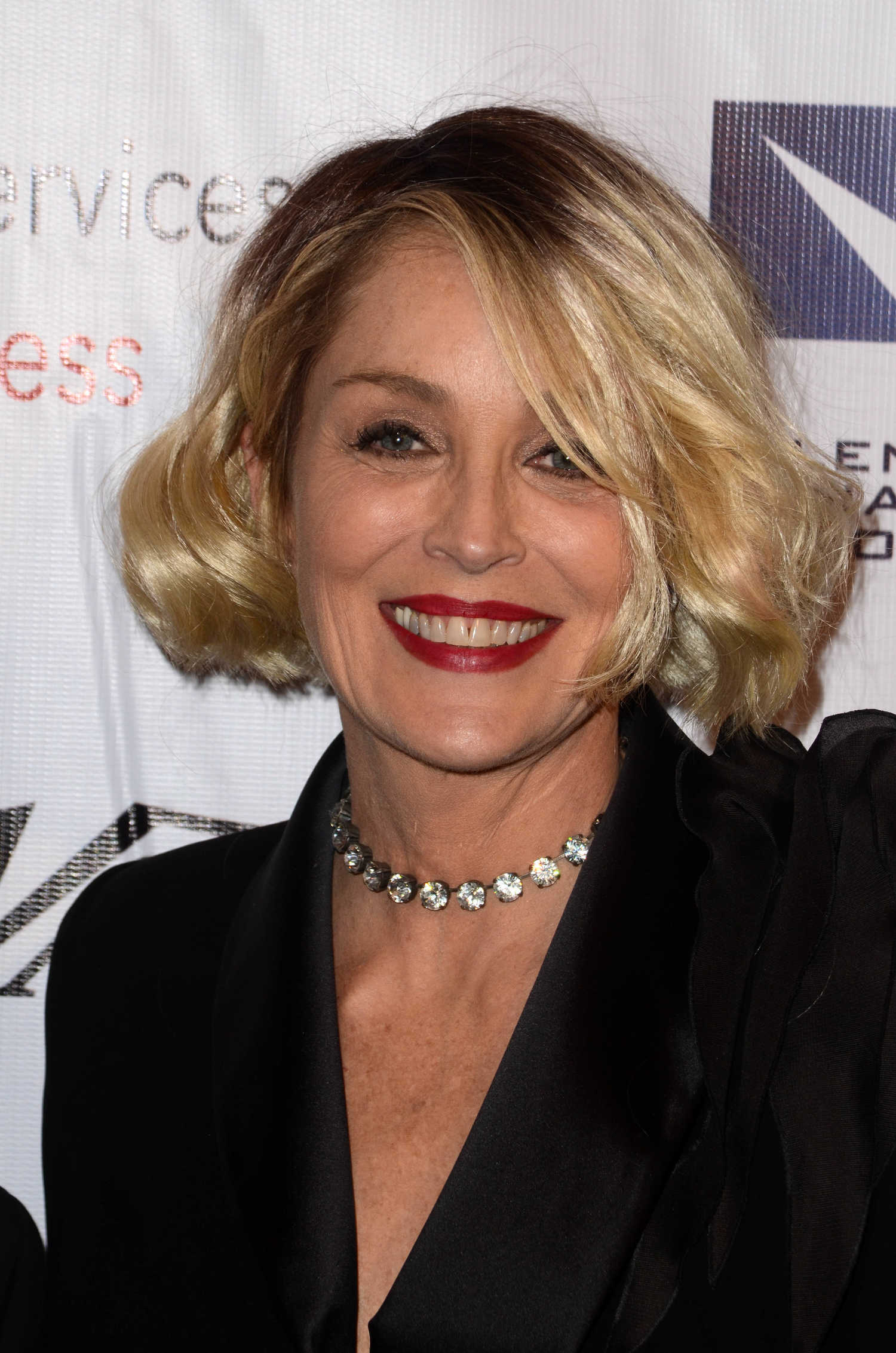 Sharon Stone At The Tma Heller Awards In Beverly Hills