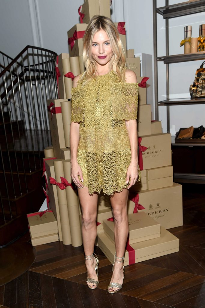 Sienna Miller at The Tale of Thomas Burberry Celebration in New York-3