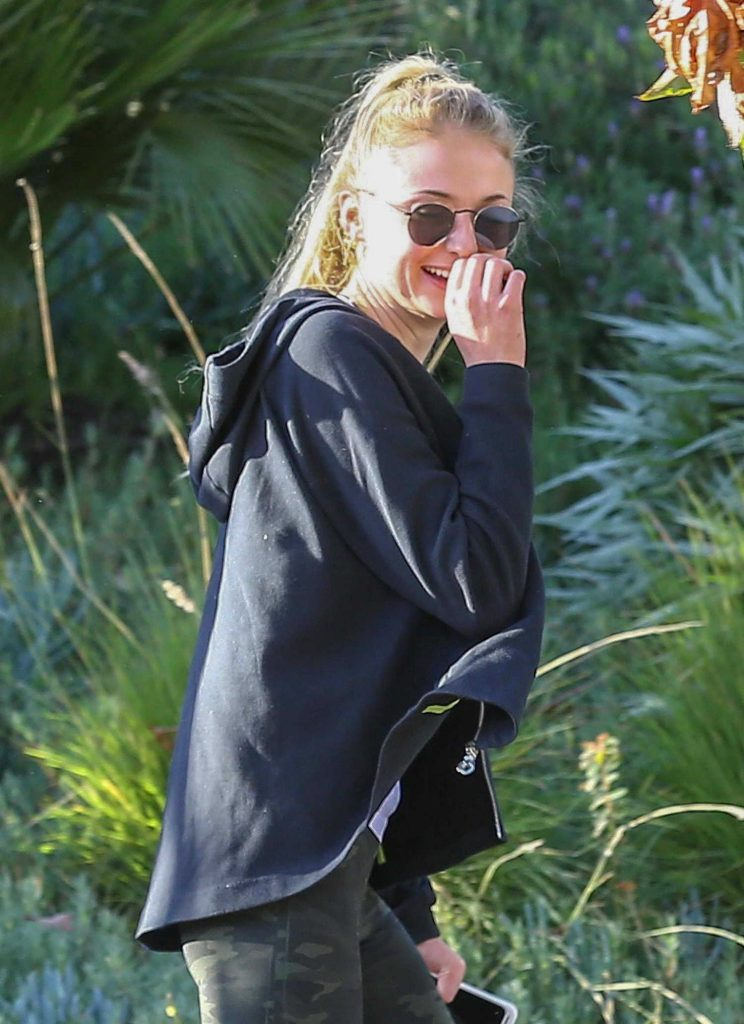 Sophie Turner Was Seen Out in Los Angeles-1