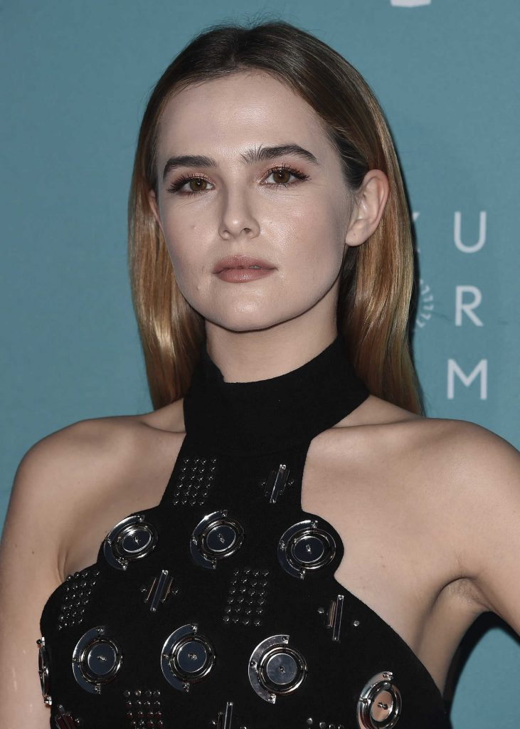 Zoey Deutch at the 2016 Napa Valley Film Festival in Yountville-3