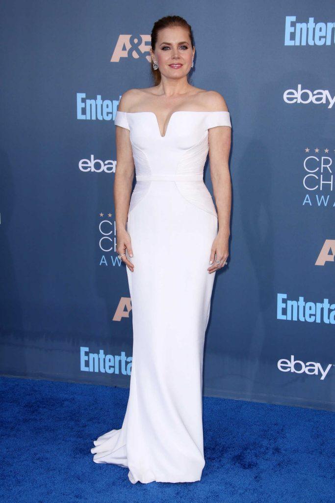 Amy Adams at the 22nd Annual Critics' Choice Awards in Santa Monica-1